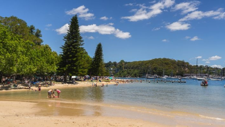 Clontarf Beach Best Beaches For Kids In Sydney