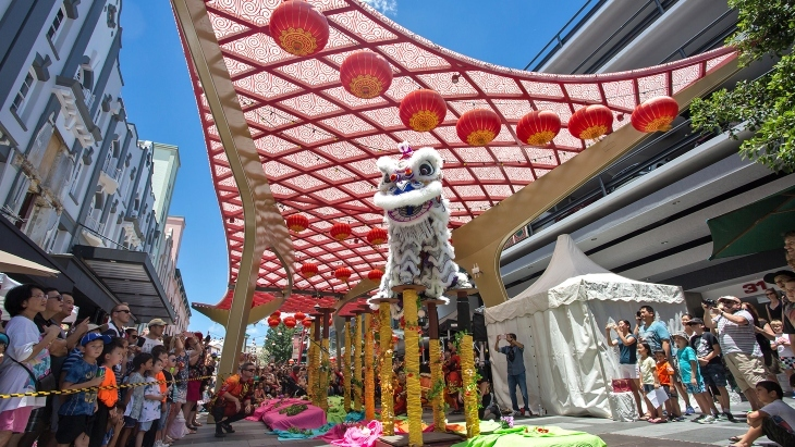Lunar New Year Festival, Fortitude Valley