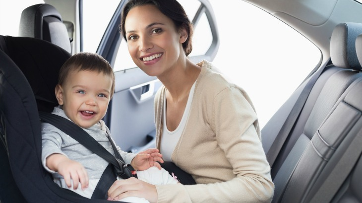What You Should Know About Fitting A Child Restraint In