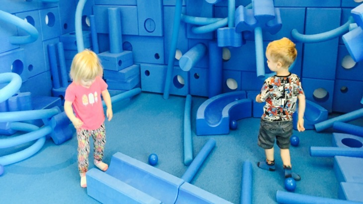 Indoor Play centres - Nubo Alexandria