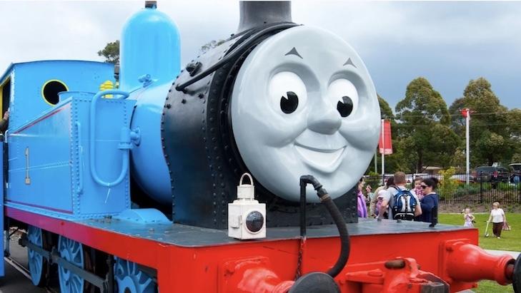 Top Train Activities & Destinations & For Sydney Kids