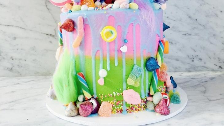 Pleasant Best Kids Cake Makers In Sydney That Deliver Ellaslist Personalised Birthday Cards Veneteletsinfo