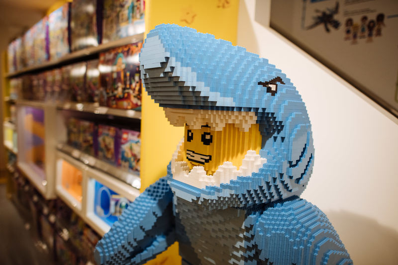 Sydney's Own Legoland: Certified Lego Store Builds Empire In
