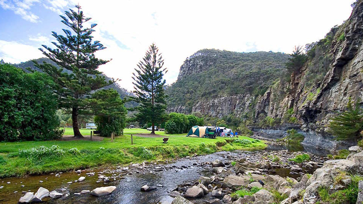 Six Of The Best Places To Camp With Kids Near Melbourne Ellaslist