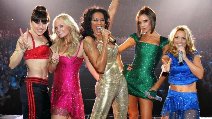 Get Ready To Slam It To The Left With The Spice Girls Australian