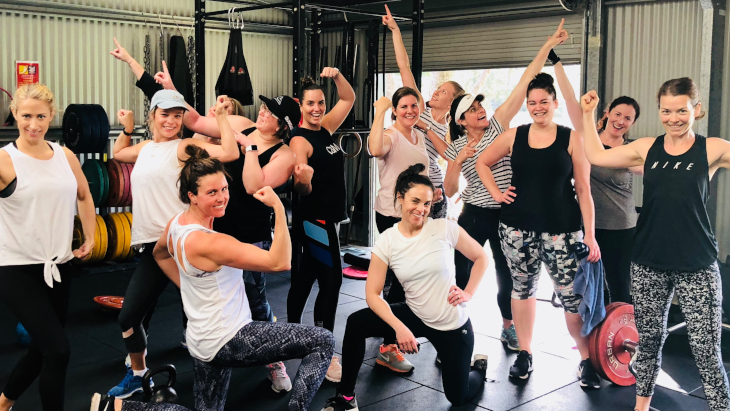 Fit Mamma: Fun Group Excercise Classes for Mums + Crèche
