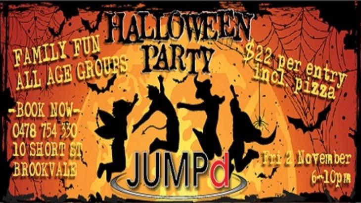 Data Di Halloween.Halloween Party Jumpd In Brookvale Ellaslist
