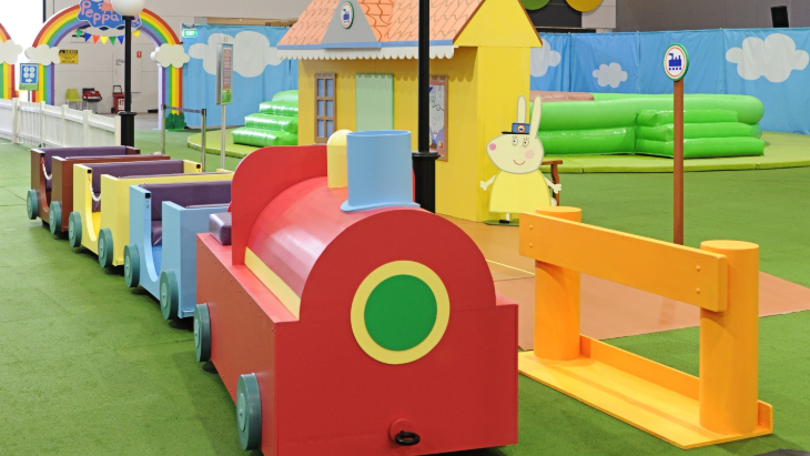 Peppa Pig Playdate Returns To Sydney Ellaslist