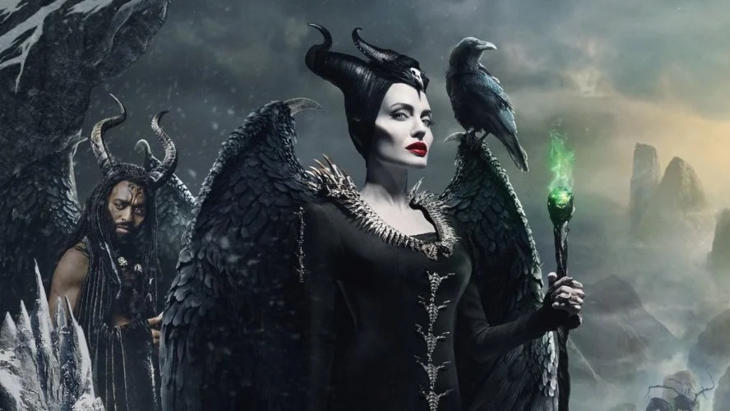 Maleficent Mistress Of Evil Is Descending Upon The Grounds
