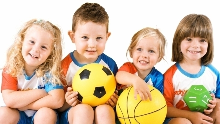 Ready Steady Go Kids: Multisports Classes for Preschoolers