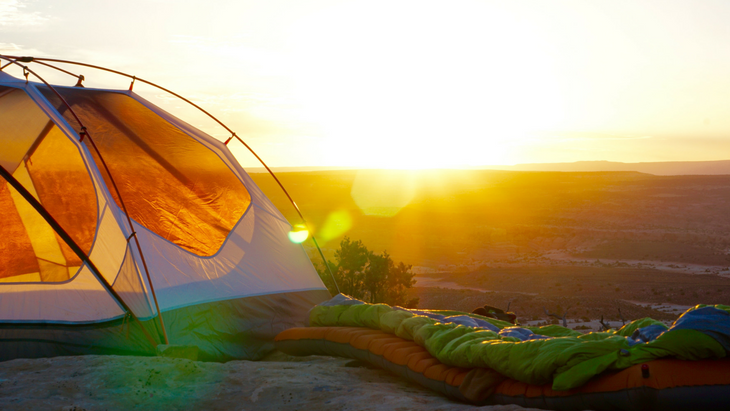 6 of the best free camping spots near melbourne