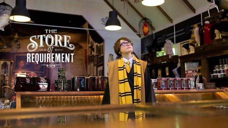 91c0e54d460 Brisbane Has A Harry Potter Shop