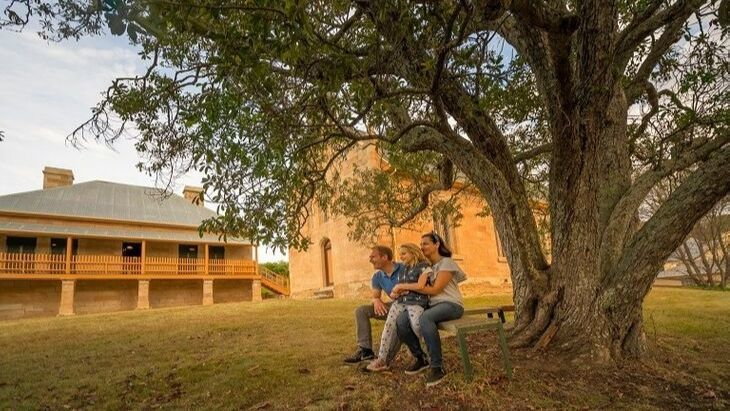 Historic houses nsw stay