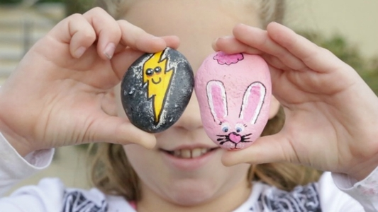 Paintedrocks kids