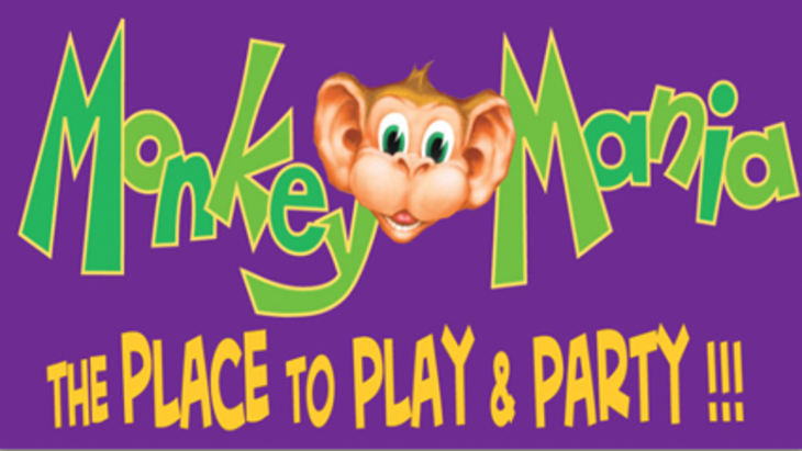 Indoor play centre eq monkey mania