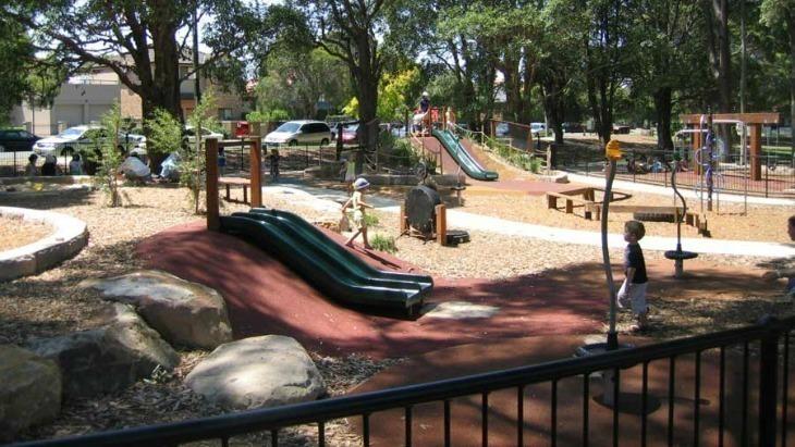 Willoughby Park Gated Playground Ellaslist